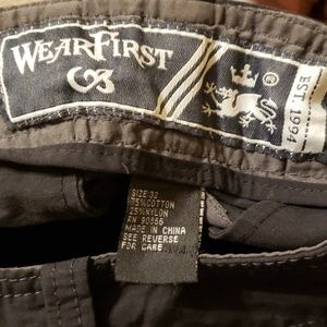 WEARFIRST Shorts - 🎁VINTAGE WEARFIRST EST 1994